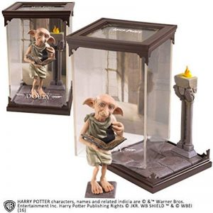 Harry Potter Magical Creatures Statue Dobby Article décoratif de la marque Noble Collection image 0 produit