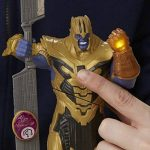 Hasbro Avengers e0559ew0 – Marvel Thanos Action Kit de jeu de figurines, Battle Lot de 6 de la marque Hasbro Avengers image 2 produit