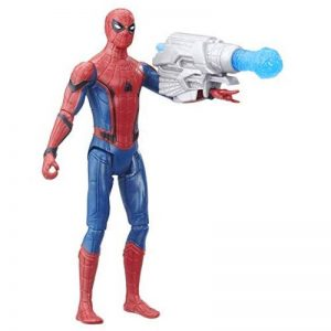 Hasbro Figurine Spiderman Homecoming 15 cm : Spiderman de la marque Hasbro image 0 produit