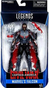 Hasbro – Marvel Legends – Captain America : Civil War – Falcon – Figurine Articulée 15 cm de la marque Marvel image 0 produit