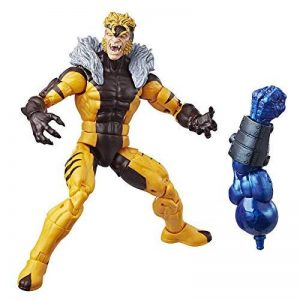 Hasbro Marvel X-Men Legends Series 6-inch Sabretooth Figurine de la marque Hasbro image 0 produit