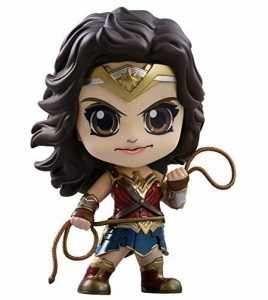 Hot Toys Htcosb392 DC Comics Justice League Wonder Woman Cosbaby Figure de la marque Hot Toys image 0 produit