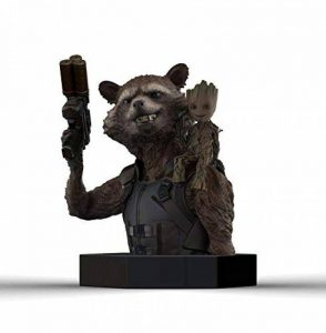 Hot Toys - Marvel Gardiens de la Galaxie Rocket/Groot Mini Buste, 3760226375517, 16 cm de la marque Hot Toys image 0 produit
