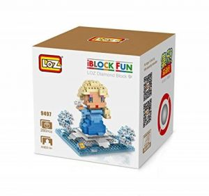 iBlock Fun Blocs Construction miniature Loz – Elsa Frozen de la marque iBlock Fun image 0 produit