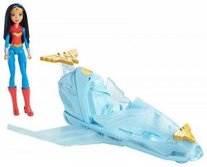 Jet invisible Wonder Woman de la marque DC Super Hero Girl (DCSU4) image 0 produit