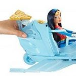 Jet invisible Wonder Woman de la marque DC Super Hero Girl (DCSU4) image 1 produit