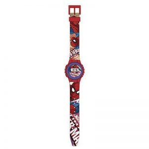 Kids Licensing Marvel – Ultimate Spider-Man – Montre Digitale pour Enfant de la marque Kids Licensing image 0 produit