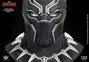 KING FEATURES King Arts - Captain America Civil War Black Panther Figurine, 4897056411937, 9 cm de la marque KING FEATURES image 0 produit