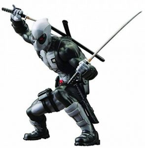 Kotobukiya - Figurine Marvel Comics - Deadpool (Marvel Now) X-Force version PVC ARTFX+ 1/10 15 cm - 0603259046869 de la marque Kotobukiya image 0 produit