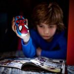 Lampe torche LED Marvel SpiderMan - Lampe enfant de la marque Philips-Lighting image 2 produit