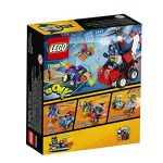 LEGO - 76069 - DC Comics Super Heroes - Jeu de Construction - Mighty Micros : Batman contre Killer Moth de la marque Lego image 4 produit