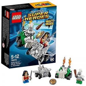 LEGO - 76070 - DC Comics Super Heroes - Mighty Micros : Wonder Woman Contre Doomsday de la marque Lego image 0 produit
