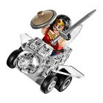 LEGO - 76070 - DC Comics Super Heroes - Mighty Micros : Wonder Woman Contre Doomsday de la marque Lego image 3 produit
