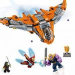LEGO - Marvel Super Heroes - Jeu de Construction - CONF_Avengers_Good_Guy_Flyer, 76107, Multicolore, Taille Unique de la marque Lego image 2 produit