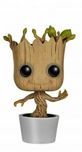 Les Gardiens De La Galaxie Figurine en Vinyle - Dancing Groot Bobble-Head 65 Figurine de Collection de la marque Funko Pop Marvel image 0 produit