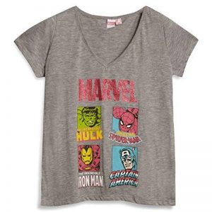 Licenced Marvel Ensemble de Pyjama - Femme Multicolore Multicoloured de la marque Licenced Marvel image 0 produit