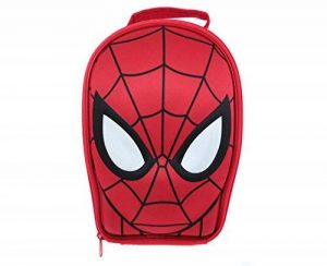 Marvel Avengers 3D Ultimate Spiderman Sac à  lunch de la marque Ultimate Spider-Man image 0 produit