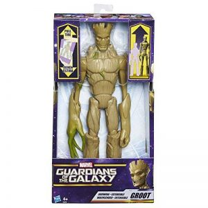 Marvel Avengers - C0075 - Guardian of The Galaxy Titan Groot Deluxe de la marque Marvel Avengers image 0 produit
