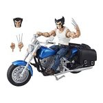 Marvel Avengers Legends Series 15cm Wolverine and Motorcycle Figurine de la marque Marvel image 1 produit