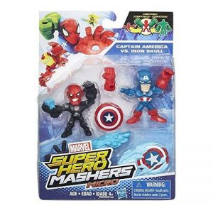 Marvel Avengers Micro Super Hero Mashers Assortiment Figure (Lot de 2) de la marque Marvel image 0 produit