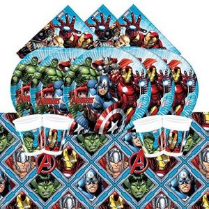 Marvel Avengers Party Essentials de la marque Marvel image 0 produit