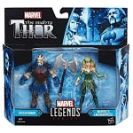 Marvel C2042el2 Legends Enchantress et Executioner Figure, 9,5 cm, Lot de 2 de la marque Marvel image 1 produit