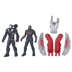 Marvel Captain America : Civil War de Falcon V. Marvel's War Machine de la marque Marvel image 0 produit