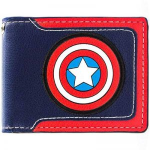 Marvel Captain America Shield Multicolore Portefeuille de la marque Marvel image 0 produit
