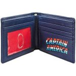 Marvel Captain America Shield Multicolore Portefeuille de la marque Marvel image 2 produit