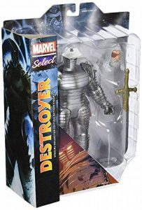 Marvel Comics Jul162624 Select Destroyer Action Figure de la marque Marvel image 0 produit