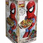 Marvel Comics Spiderman Sucrerie Support (Candy Bowl Holder) (23cm x 51cm) de la marque Up Close image 1 produit