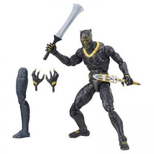 Marvel E1573el2 Black Panther Legends Erik Killmonger Action Figure, 15,2 cm de la marque Marvel image 0 produit