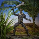 Marvel E1573el2 Black Panther Legends Erik Killmonger Action Figure, 15,2 cm de la marque Marvel image 1 produit