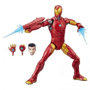 Marvel E1576el2 Black Panther Legends Série Iron Man Action Figure, 15,2 cm de la marque Marvel image 0 produit