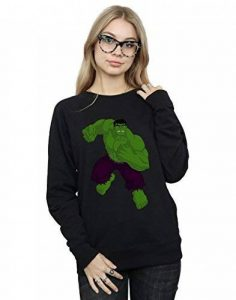 Marvel Femme Hulk Pose Sweat-Shirt de la marque Absolute Cult image 0 produit