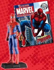 Marvel Figurine Collection #1 Spiderman de la marque Eaglemoss image 0 produit
