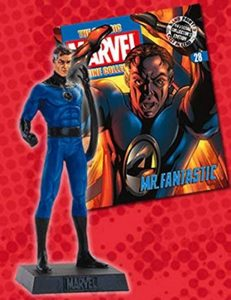 Marvel Figurine Collection #28 Mister Fantastic de la marque Eaglemoss image 0 produit