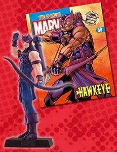 Marvel Figurine Collection #50 Hawkeye de la marque image 0 produit