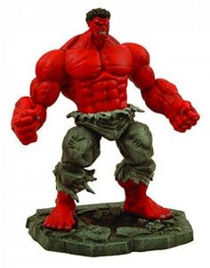 Marvel Figurine d'action Select Red Hulk, MAR088262 de la marque Marvel image 0 produit