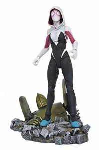 Marvel - Figurine d'Action Select Spider-Gwen, MAY172533 de la marque Marvel image 0 produit