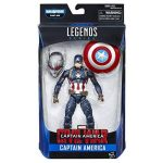 Marvel Figurine de Captain America - Collection « Legend Series » - 15,24 cm de la marque Marvel image 1 produit