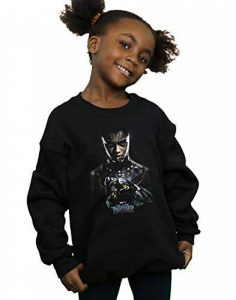 Marvel Fille Black Panther Shuri Poster Sweat-Shirt de la marque Absolute Cult image 0 produit