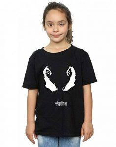 Marvel Fille Spider-Man Venom Eyes T-Shirt de la marque Absolute Cult image 0 produit