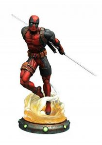 Marvel Gallery Deadpool PVC Figure de la marque Marvel image 0 produit