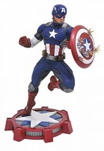 Marvel - Gallery Maintenant Captain America Figurine, AUG172640 de la marque Marvel image 0 produit
