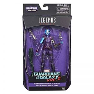 Marvel Guardians of The Galaxy Legends Filles de Thanos : de Nebula, 15,2 cm de la marque Marvel image 0 produit