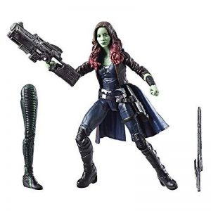 Marvel Guardians of the Galaxy Legends Série Filles de Thanos : Gamora, 15,2 cm de la marque Marvel image 0 produit