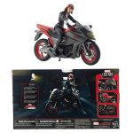 Marvel Legends: Avengers Infinity War - Black Widow Moto Figurine de la marque Marvel Legends image 4 produit