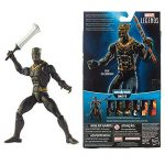 Marvel Legends Black Panther – Figurine Erik Killmonger 15 cm de la marque Marvel image 1 produit