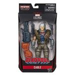 Marvel Legends Deadpool 2 - Cable 15cm Figurine de la marque Marvel Legends image 1 produit